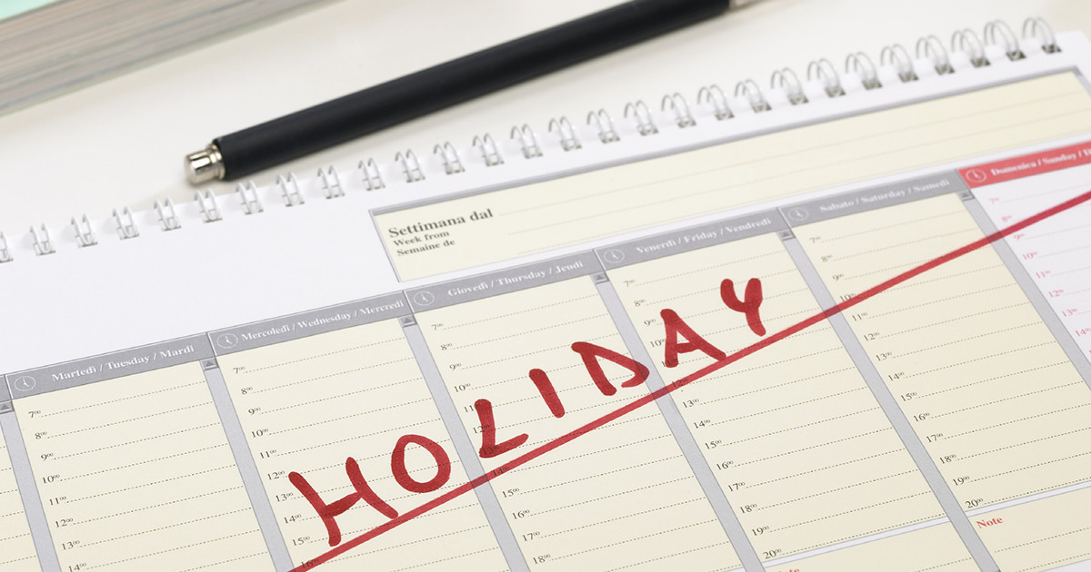How do companies decide which holidays they will observe