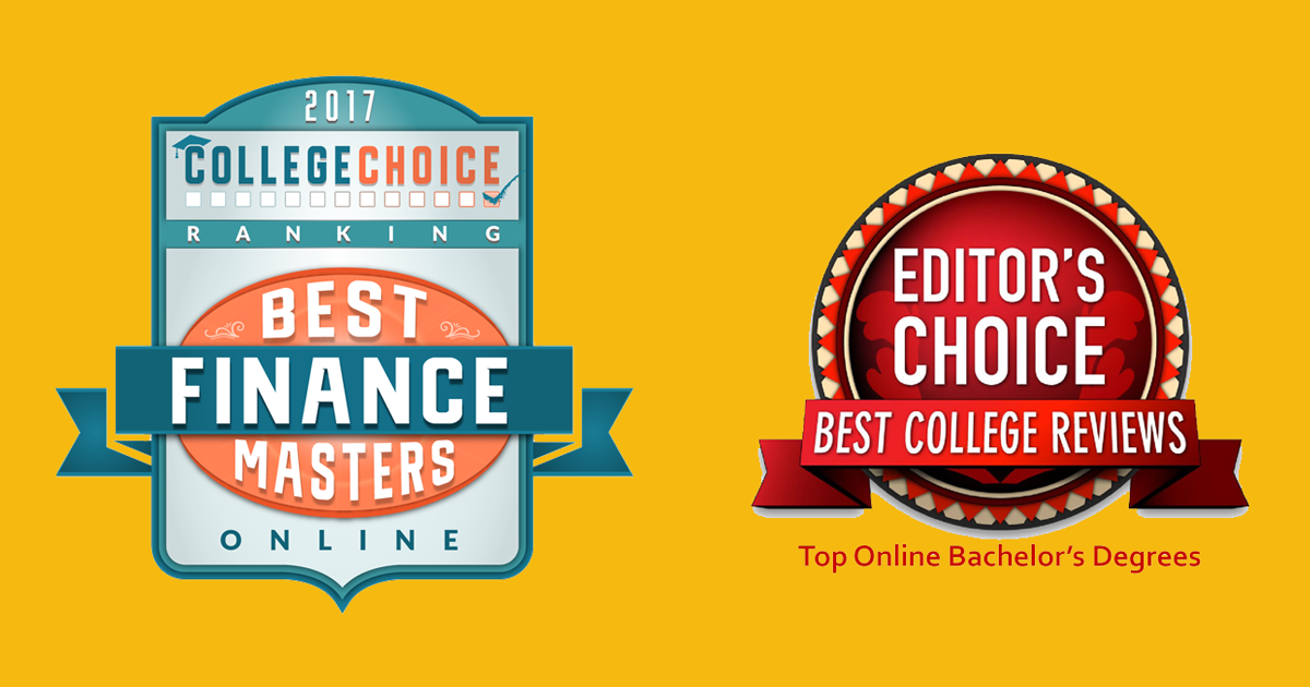 NECB recognized by College Choice and Best College Reviews